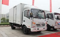 T-king dry van truck