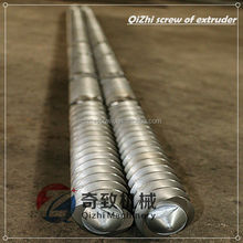 twin-screw of extruder/barrel screw of plastic extrusion, W75/T75 ,twin-screw