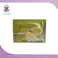 CE certificated hotsale! New product eye care Promotional Disposable gold eye mask