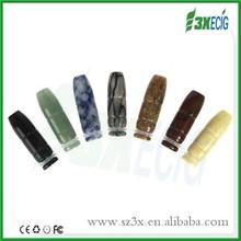3X wholesales natural jade drip tip bullet drip tips for atomizer