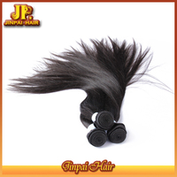 "14"" 3pcs/set Wholesale Raw Unprocessed Natural Raw Indian Hair"