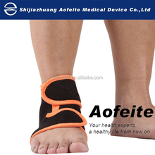 2015 New Products Adjustable Neoprene Ankle Brace Support Protector Elastic Ankle Support