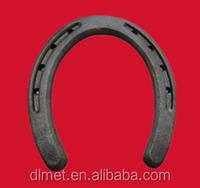 Cast iron horseshoes for craft