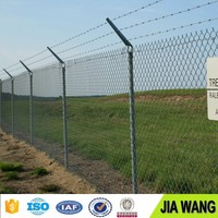 High Safety Temporary Chain Link Fence with Feet