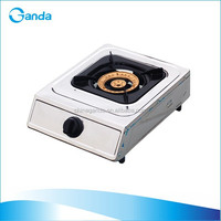 Single Burners Gas-fired Cooking Hob (GT-1SDF)