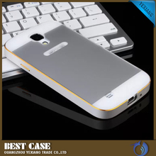 New Arrival Ultrathin Metal Case For Samsung Galaxy S4 Hard Back Cover