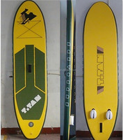 2014 popular design inflatable sup board
