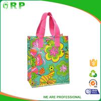 New big large size foldable reusable shopping bag wiht pocket