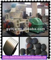 2012 hot sales and discount charcoal briquette press machine