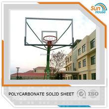 Polycarbonate Sheet Basketball Background