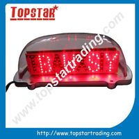 Taxi led sign for advertising,taxi roof lamp,new design car top light