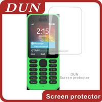 Anti-glare screen protector (all models we can manufacture) for (Microsoft) Nokia 215