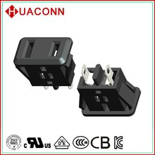 Hc-f-m4 top quality promotional hot sale power cube socket us ac socket