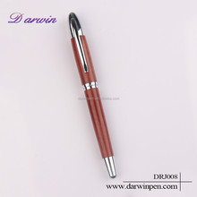 Carved Wood Ballpoint Pen/Customized Wood Pen