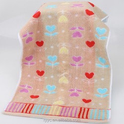100% cotton baby face towel,terry towels in india
