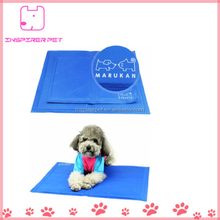 New Cool Dog&Cat Sleeping Pet Bed Summer Cool Gel Non Toxic ice cooler mat Pet Cooling Pad refrigerador cachorro tapete