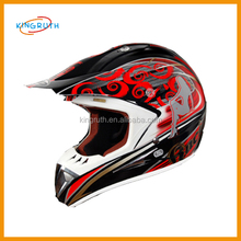 Shell injected ABS material wholesale dirt bike cheap chinese motorcycle helmets
