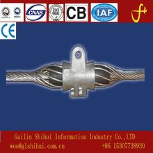 Fiber wire rope clips /pipe clamp