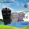 Bluesun deep cycle 2v battery 1500ah with ISO CE ROHS UL Certificate