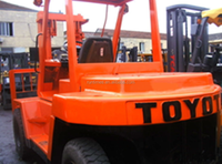 second hand/used Toyota 8ton forklift parts for sale