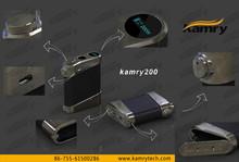 2015 New Huge Vape Box Mod,7-200W ,0.3ohm Support,Led Display,Electronic Cigarette Mod kamry 200W Vaporizer for export