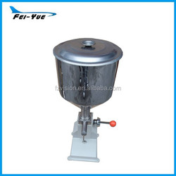 A03 Desktop Stainless steel Small volume Paste Manual Filling Machine