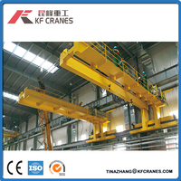 The Most Popular Best General Purpose Electric Overhead Crane With 25ton Lifting Weight
