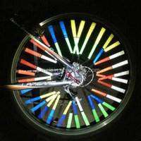 Colorful Bike Reflection in customized package