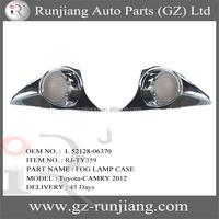 TOYOTA CAMRY 2012 FOG LAMP CASE L 52128-06370 R 52127-06370