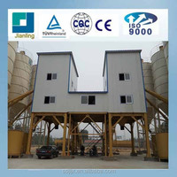 chinese manufacturer the newest concrete mixing staton HLS60