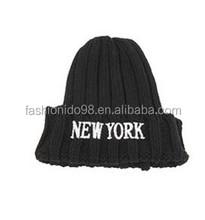 Wool Hat Women Warm Winter Beanie Braided Crochet knit hat, Customize Winter Warm Acrylic Knit Hat