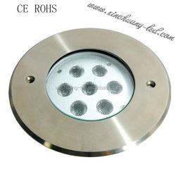 18w r/g/b/w/y/rgb dc24v ip 68 led swimming pool light