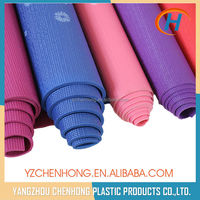 Fitness Equipments Eco Colourful PVC Folding Exercise Mat