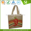 Wholesale fashion non woven handbag for women / popular custom ladies bags 2015