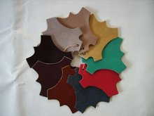 Genuine Leather - Grain - Finished
