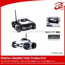 venta al por mayor los coches rc rc tanque 4cn iphone wifi de control