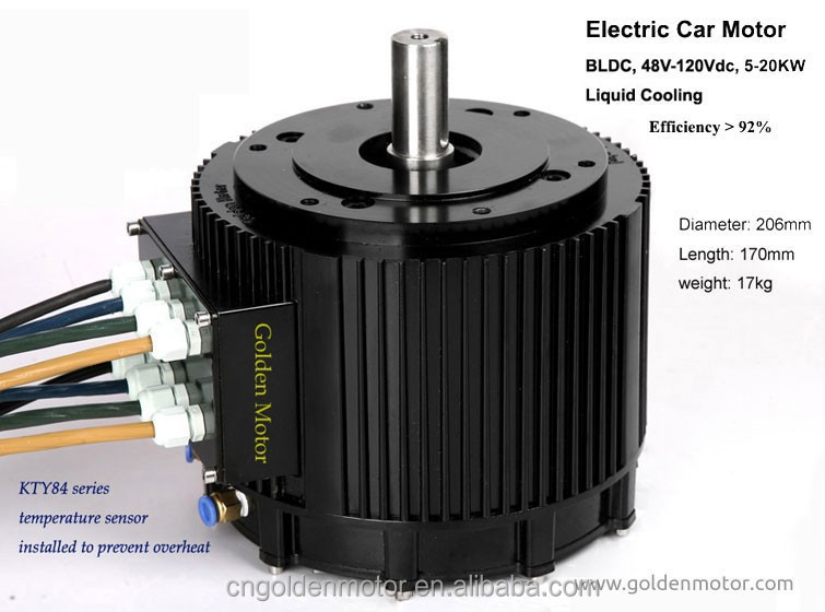 Brushless electric inboard motor for boat for Electric outboard motors for sale