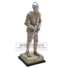 Wholesale Medieval knight armoury resin craft knight JOT2014-1