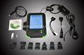 ARM9 + ARM7 procesador dual, soporte OBD II, soporte Europa, América y Asia, Herramientas de diagnóstico del coche
