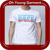 Wholesale mens cheap cotton t shirts, custom screen printing mens t shirts,white t shirts bulk in china