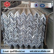 building material black& galvanized steel angle bar mild carbon prime quality