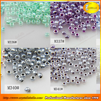 2MM Glass Seed Beads 10/0 Japanese Seed Beads with Round Hole