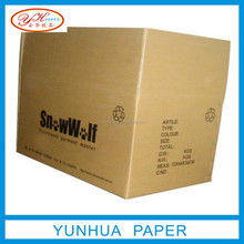 5 layers corrugated cardboard printed paper boxes