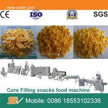 2015 good quality new 120-150kg/h,240-320kg/h nestle corn falkes production line