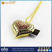 [GGIT] Hot Selling Necklace USB Flash Drive