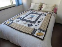 Special design microfiber polyester quilt,bedding sets
