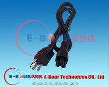 1.8m Round Type US Plug Standard for Notebook Laptop 3Pin AC Power Cable