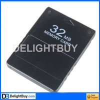 32MB 32 MB for PS2 Memory Card for SONY Playstation 2 PS 2