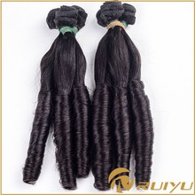 2015 Best sale cheap 100% indian remy romance curl hair