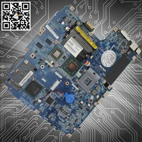 D815k 0d815k Non-integrated LA-4121P Laptop Motherboard for Vostro 1510